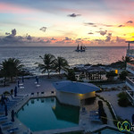Alegria Hotel at Sunset - Maho Bay, St. Maarten