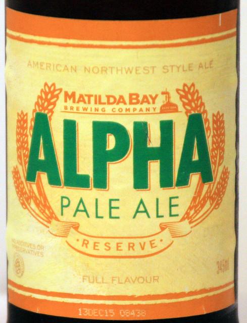 Alpha Pale Ale