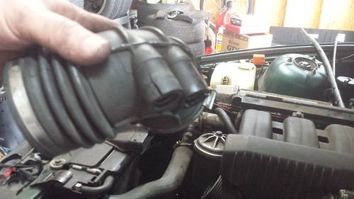 E36 Struggling To Idle? Check Out Your Vacuum System And Idle