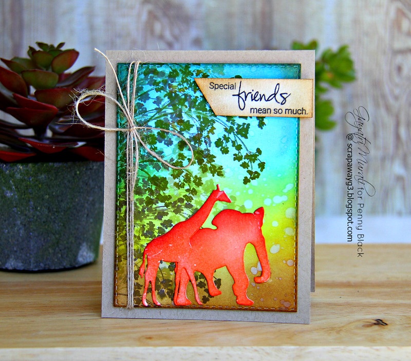 Special friends card #2