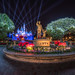 Walt and Mickey at Christmas by Justin in SD