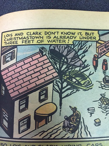 """Christmas with the Super-Heroes"", DC Comics, 1975 (6)"