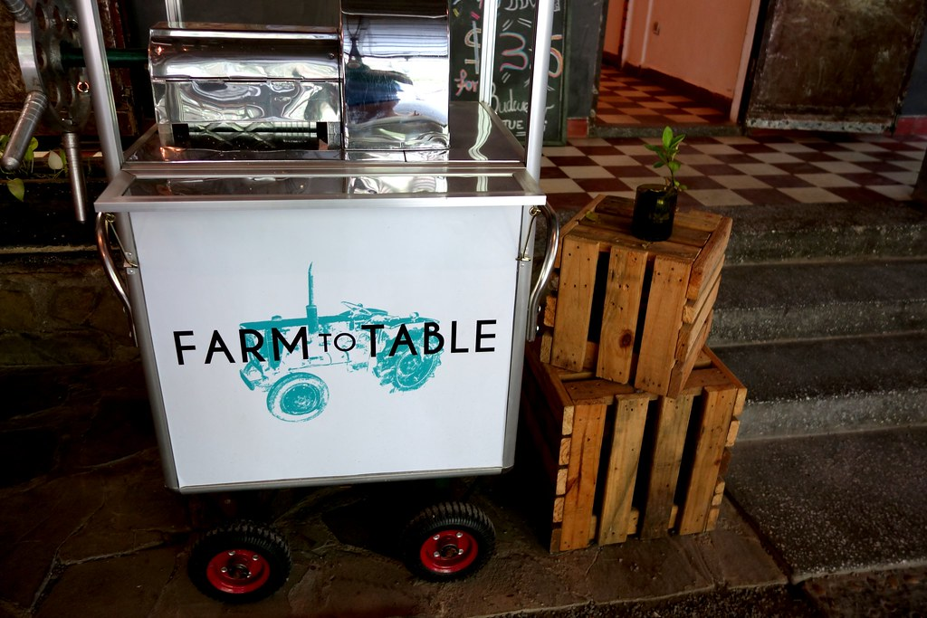 Farm to Table, Phnom Penh
