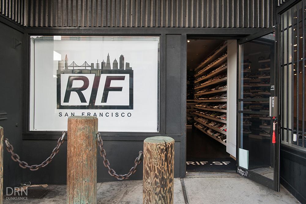 RIF, San Francisco.
