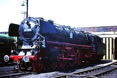 German Steam in the 1970's