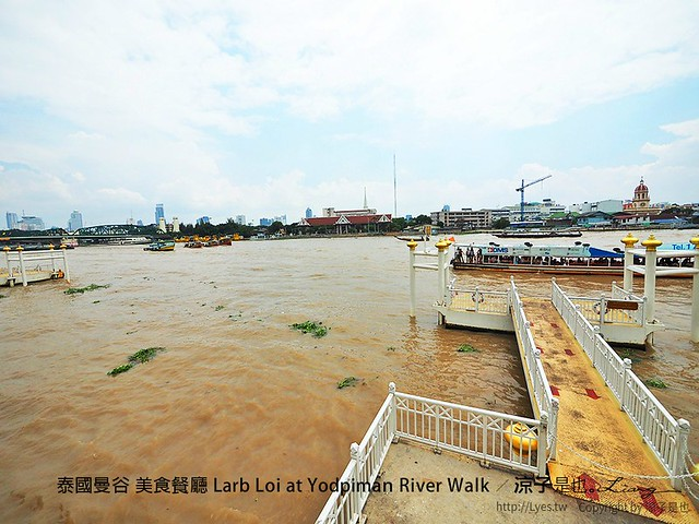 泰國曼谷 美食餐廳 Larb Loi at Yodpiman River Walk 37