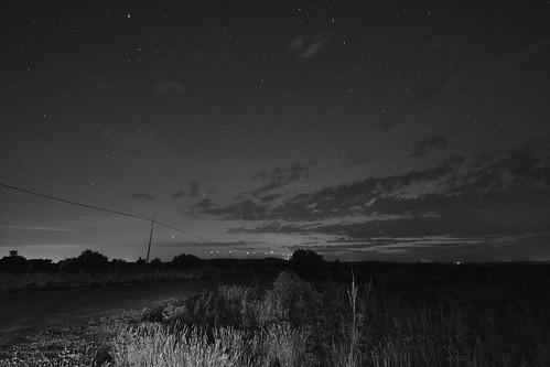 Castilla Nocturna B&W