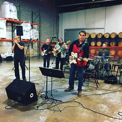 blues collaboration #livemusic #oldoxbrewery @oldoxbrewery