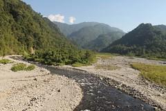 A beautiful stream in the village of Wakro in Arunachal Pradesh in the North East India! #northeasttourism #northeast #Northeastindia #arunachalpradesh #arunachal #Wakro
