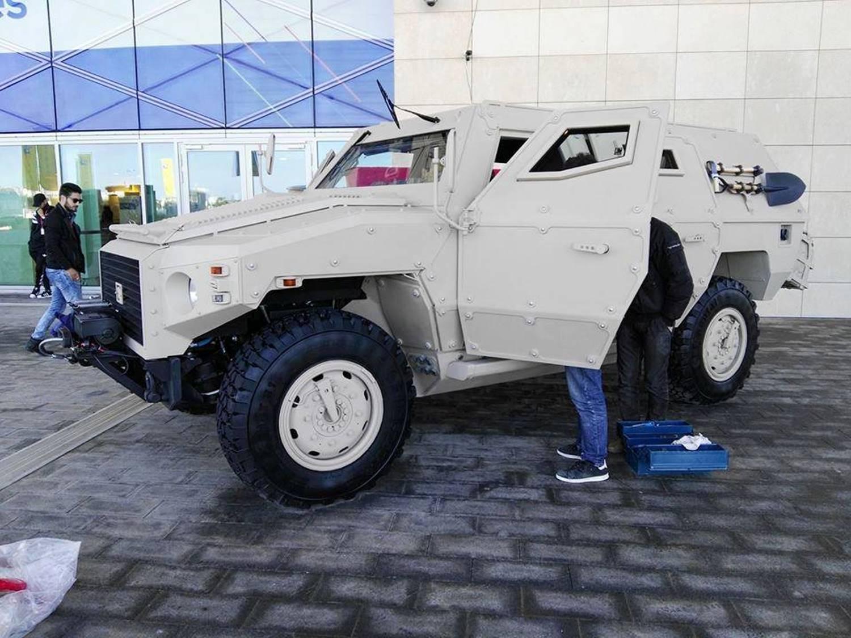 الصناعة العسكرية الجزائرية عربات Nimr(نمر)  - صفحة 4 30600167764_6b12b6212a_o