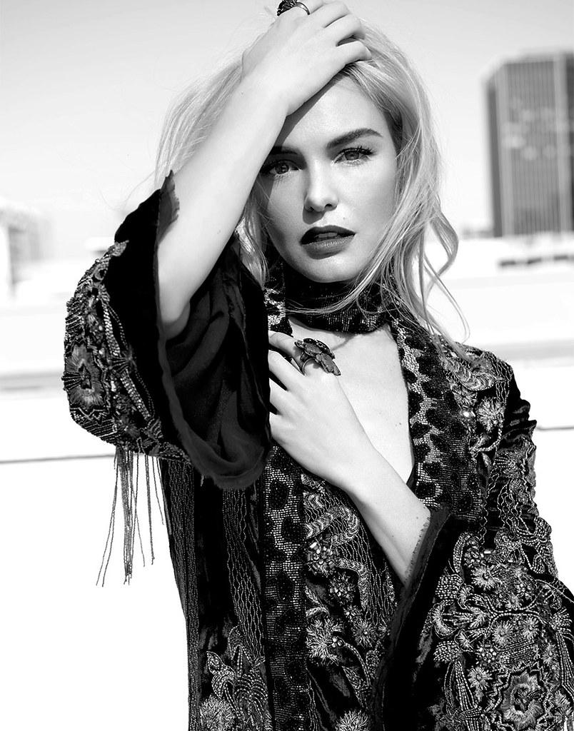 Кейт Босуорт — Фотосессия для «Fashion» 2016 – 4