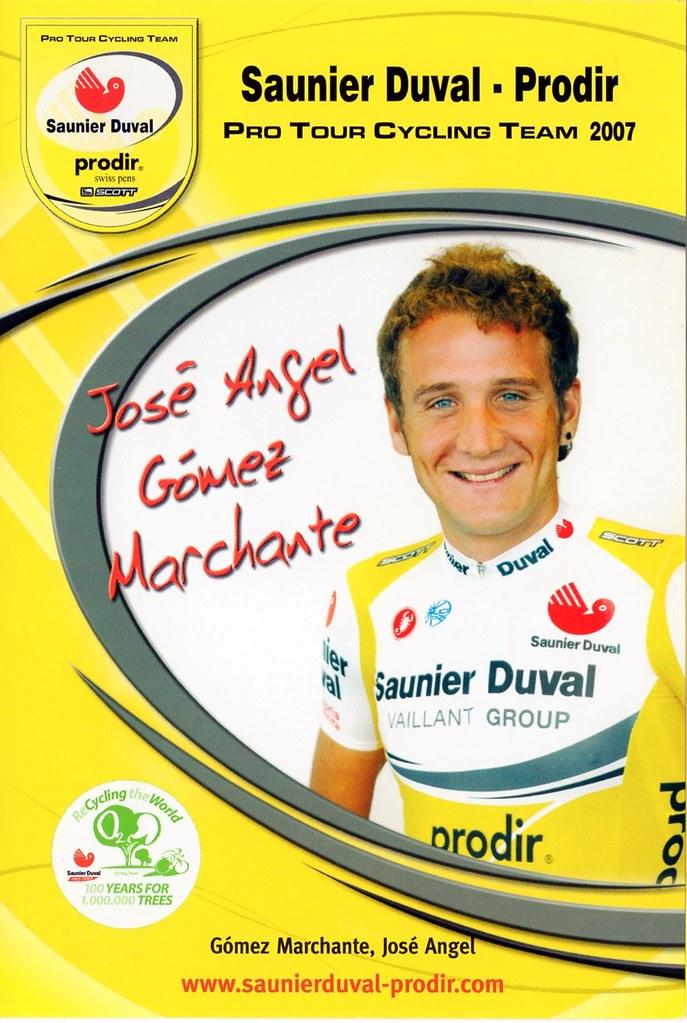 José Angel Gomez Marchante - Saunier Duval Prodir 2007