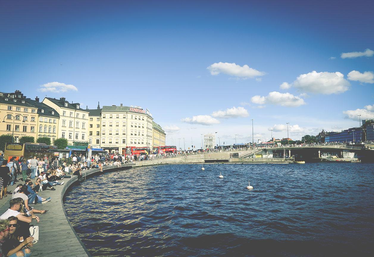 Slussen Stockholm www.traningsgladje.se