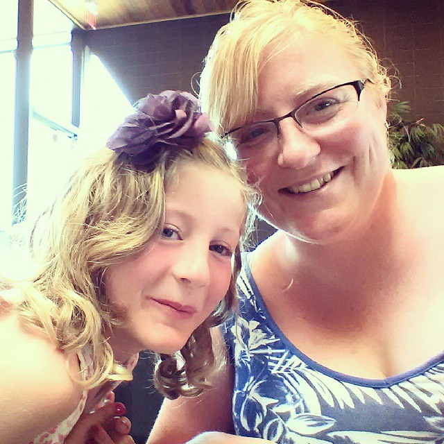 My girl and I! Celebrating the expected baby girl of Jodie and Drew! #FamilyLove #KidsLife #MamaHasAHappyHeart #TheFamilyIsGrowing