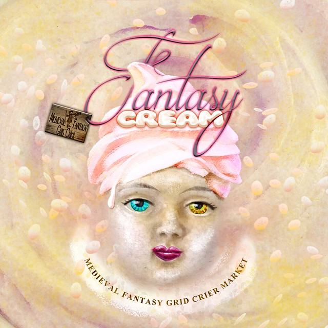Poster MFGC Fantasy Cream-1