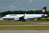 Lufthansa D-AIUL by Howard_Pulling