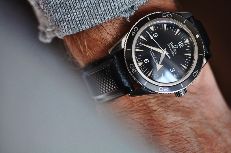 Omega Seamaster 300 Master Co Axial Page 3 The Dive