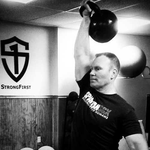 "The ""Perfect Storm"" of training philosophies IMO...#StrongFirst and #SpartanSGX I am excited and honored to be able to offer you courses in each. 1-day #kettlebell courses and the new #SpartanFIT course. I bring an athletic style of educating that can"