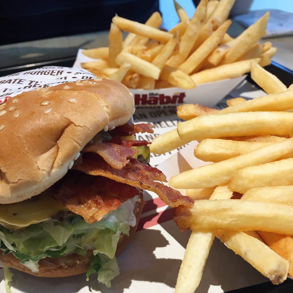 The Habit Burger