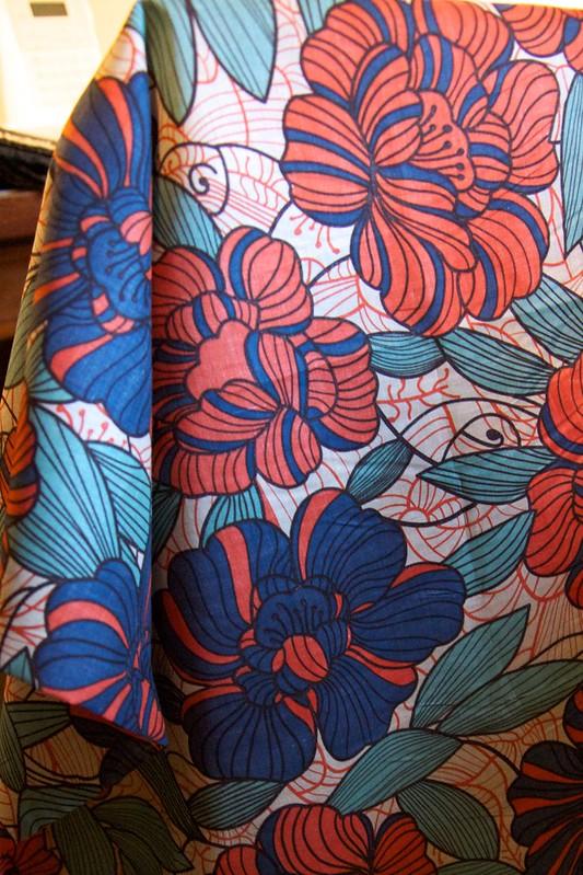Fall Sewing 2015_Akita print