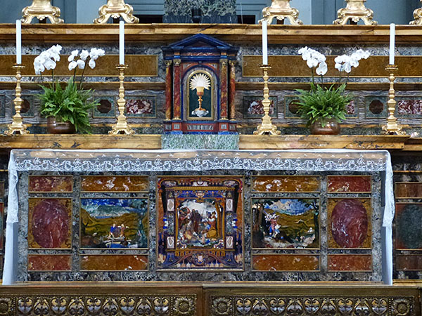 autel san lorenzo