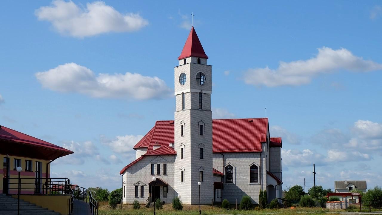 Костёл Святых Апостолов Петра и Павла, Ивацевичи, Беларусь