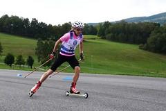 Vrabcová Nývltová má další double, je mistryní republiky na lyžích i v běhu