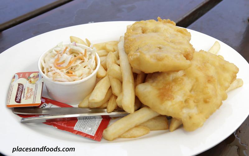 Cicerello Fremantle Fish n Chips set