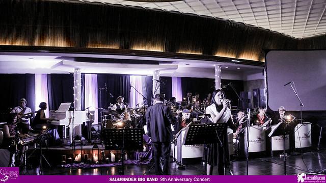 Salamander Big Band 9th Anniversary Concert (18)