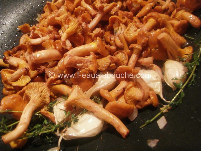 Chanterelles au Vinaigre © Ana Luthi 02_GF