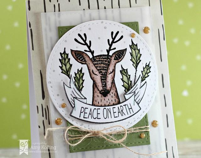 Amy - Oh Deer2