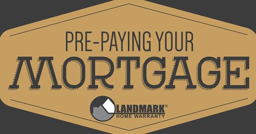 pre-paying your mortgage header