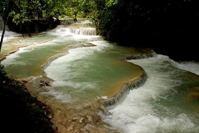 cataratas Kuang Si