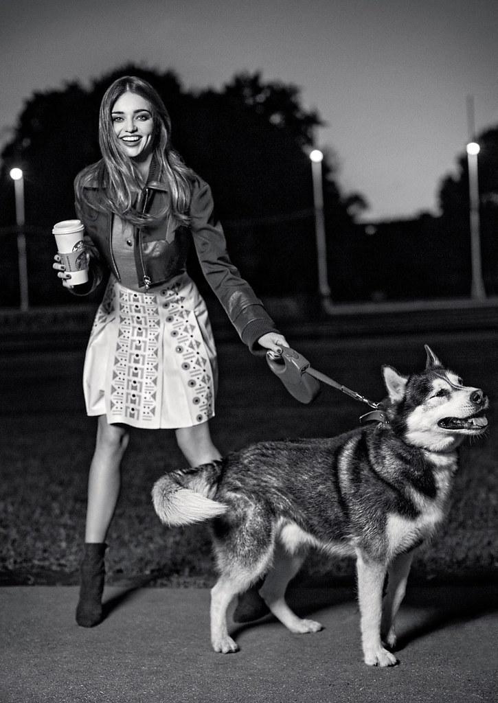 Миранда Керр — Фотосессия для «Tatler» RU 2015 – 3