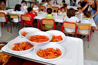 Casamassima- inizia la mensa scolastica