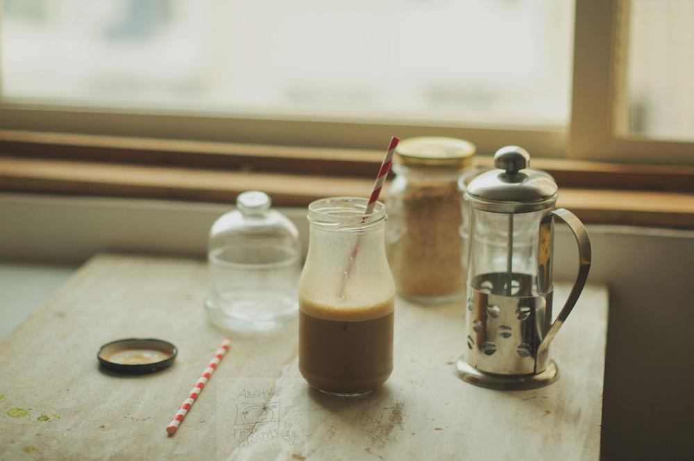Day 266.365 - Iced Coffee