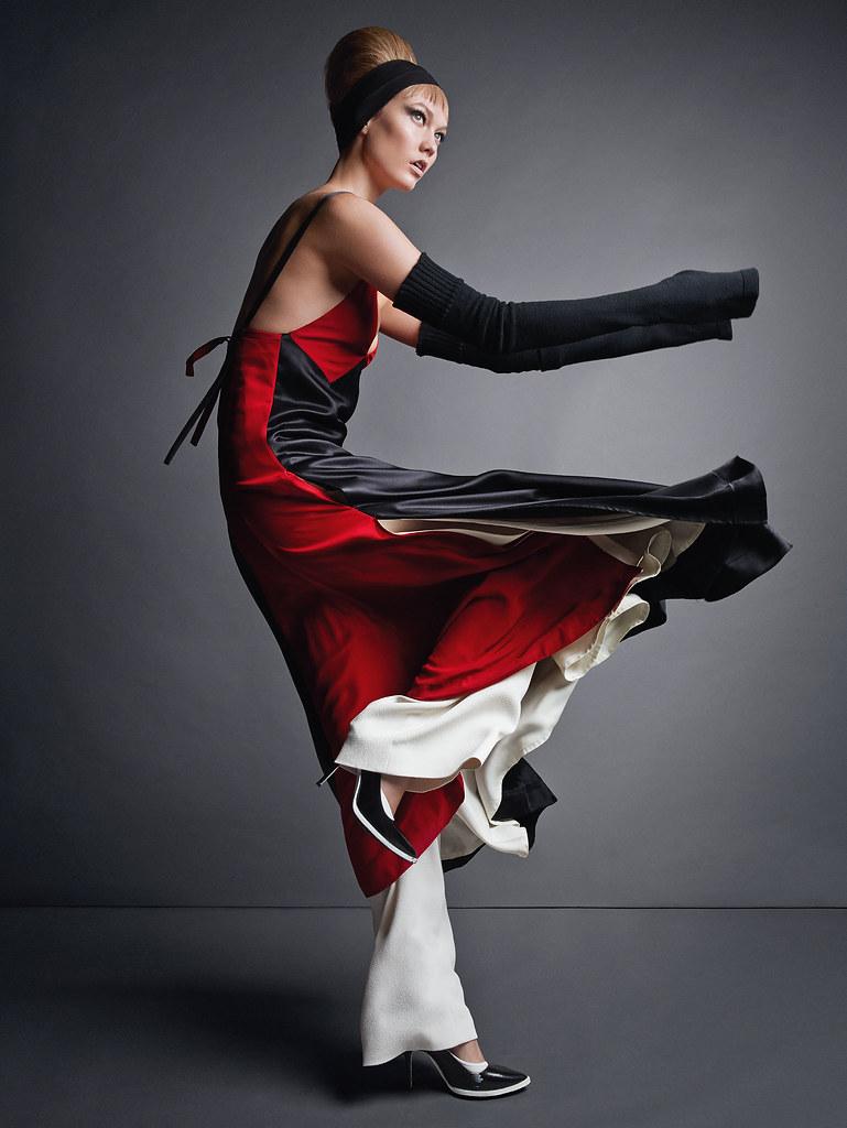 Карли Клосс — Фотосессия для «Vogue» UK 2015 – 8
