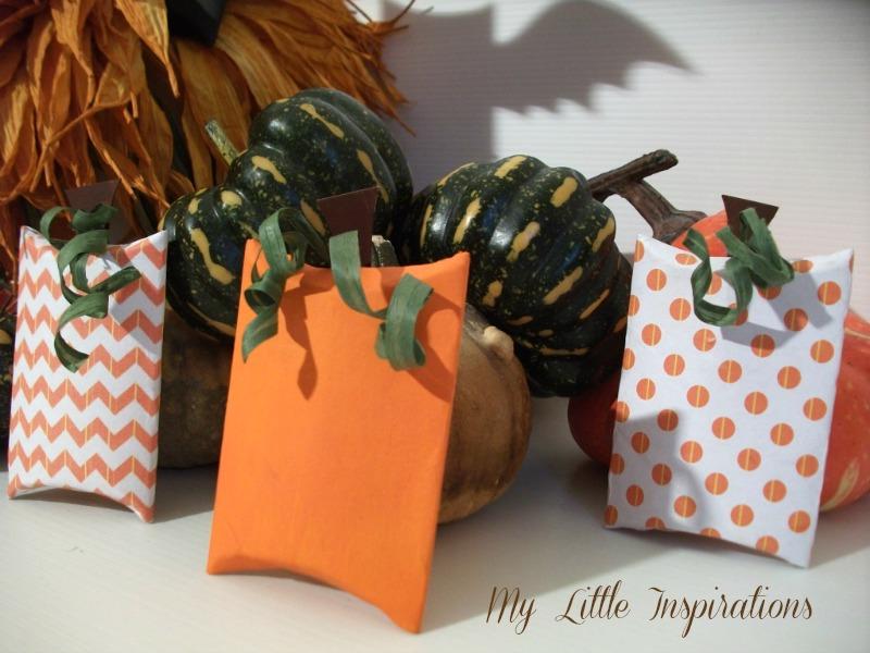 Halloween Treat Boxes DIY - My Little Inspirations