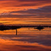 Sunset Over Woodward Island by mikeSF_
