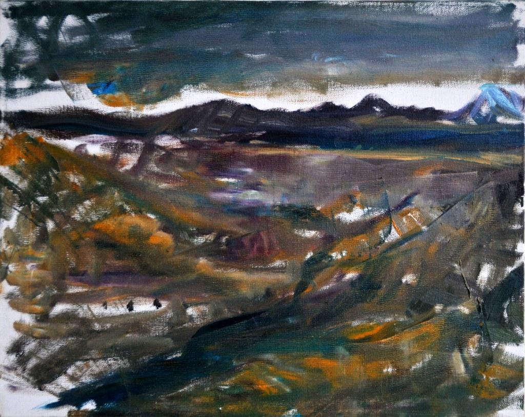 Landscape Vardzia 3 Nugzari Natenadze