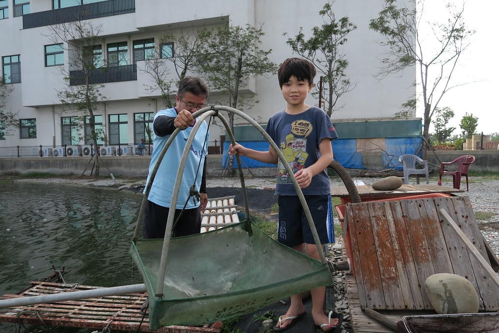 高雄市湖內區綠水塘無毒蝦 (22)