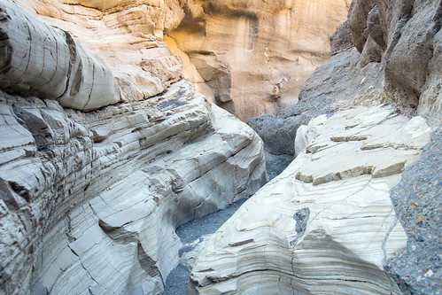 Mosaic Canyon in Death Valley National Park, California