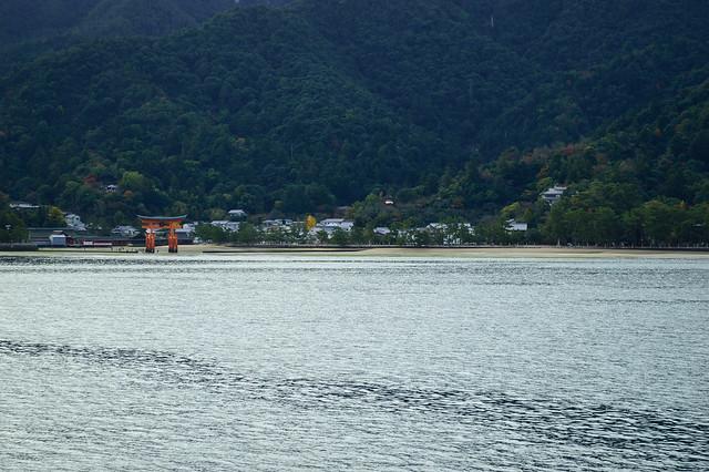 大鳥居_厳島神社 Itsukushima Shrine