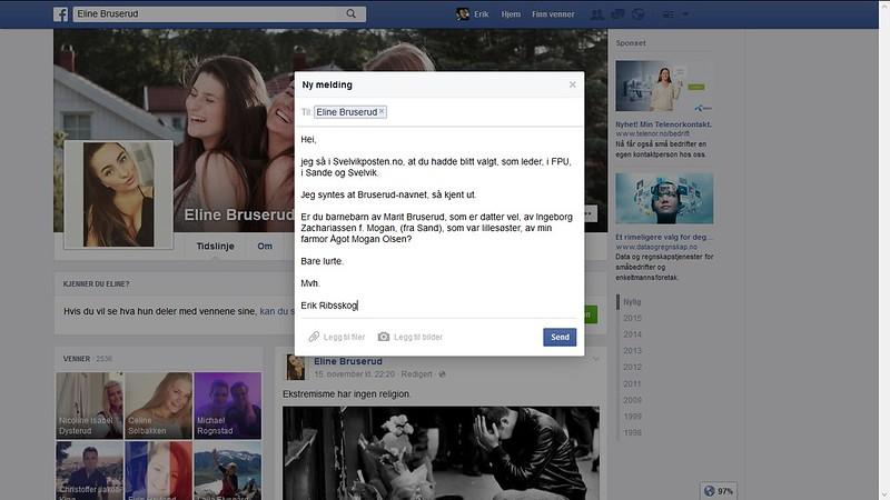 eline bruserud facebook