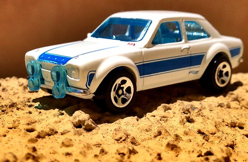 Hot Wheels - Ford Escort 1970 RS1600