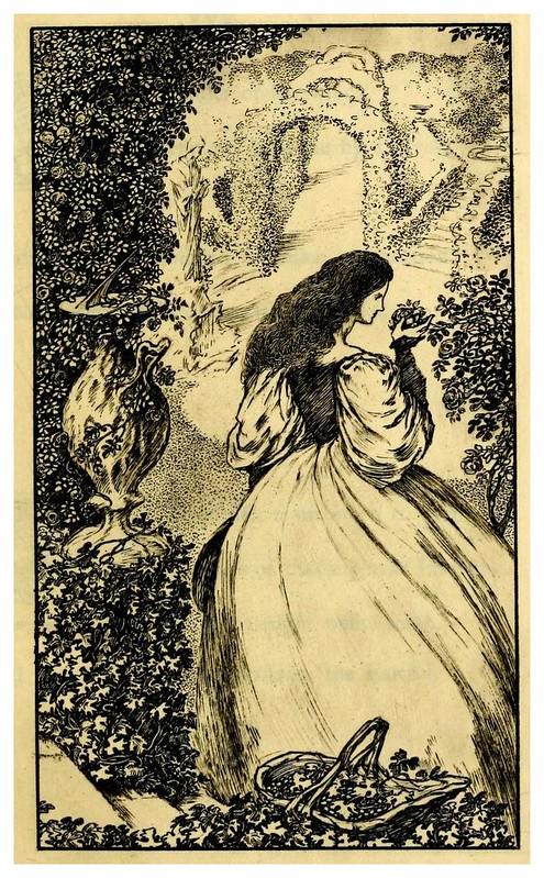 004-The sensitive plant-1899- ilustrado por Laurence Housman