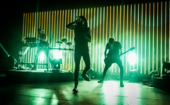 Bring Me The Horizon + support - Lisebergshallen, Gothenburg 12.11.15