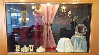 Fashion design display