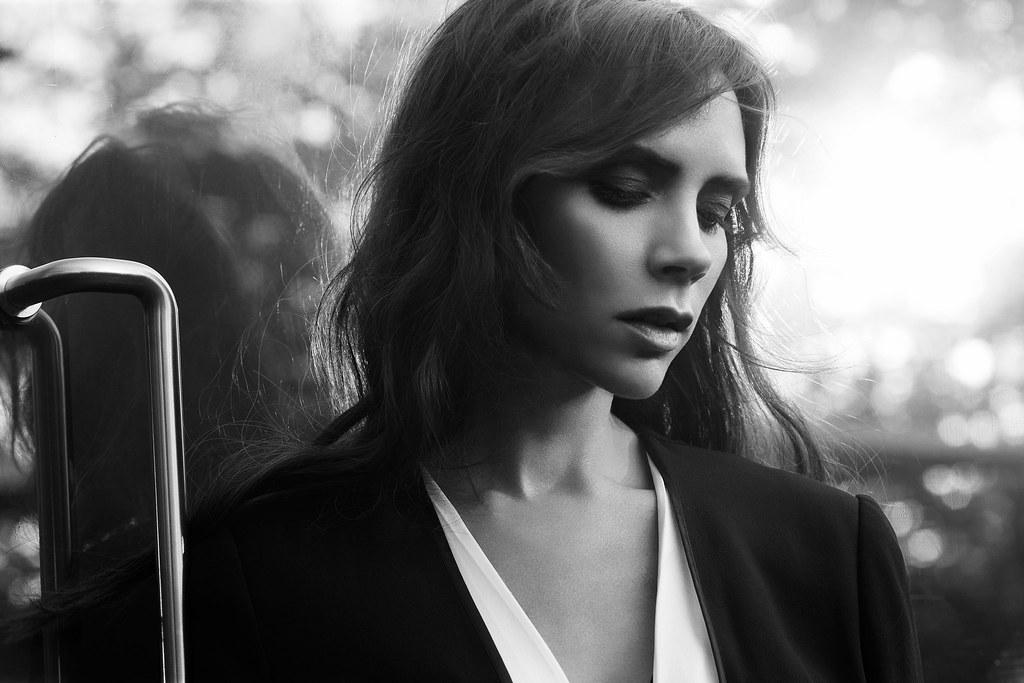 Виктория Бекхэм — Фотосессия для «Madame Figaro» 2015 – 1