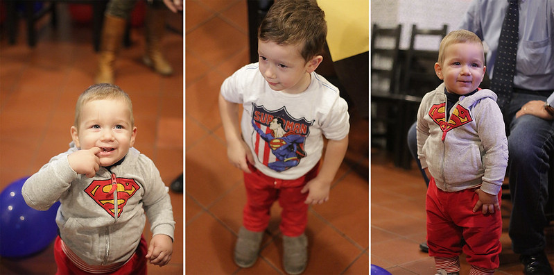Festa a tema superman - abbigliamento